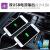 日本YAC車載充電器シガラタタツーUSB 4.8 Aスマート充電用携帯電話充電器プラグ自動車のダイレクトプラグ式無線変換器のコンセントは折り畳み式で充電できます。