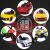 新鑫瑞运子供用電気自動車充電器6 v三輪バイク12 V子供用車四輪リモコンカーの電源は赤緑変灯充電器鑫瑞運12 V 1000 ma円穴充電器+直沖線に合います。