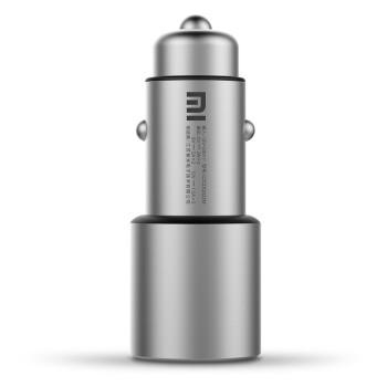 小米(MI)車載充電器快速充電版QC 3.0二つのソケジット出力インテリジェント温度制御互換iOS&Android設備小米(MI)車載充電器快速充電版