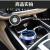 ailanカップ式車載MP 3プレーヤーUディスクBluetooth聴歌無線リモコンは電話に接続します。車の充電器は黒C 1の車載用Bluetooth MP 3+多機能のリモコンを引っぱります。