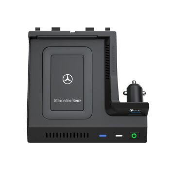 ベンツ無線チャージャC級専用車載携帯電話C 200 L GLDC 260/300 L無線快速充電元工場モデル15-20項C級専用無線チャージャに標準モデルが付いています。